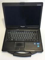 "Panasonic Toughbook CF-53 Mk3 Core i5 2.7Ghz 3rd Gen Win 10 Pro 14"" Touch Screen 8GB 240GB - Used"